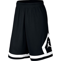 Men's Basketball Shorts Black/White