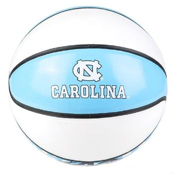 "9"" REGULATION N. CAROLINA GLOSSY BASKETBALL"