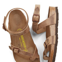 Birkenstock Boho Italian Summer Sandal in Brown