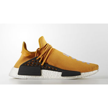 Adidas HU NMD x Pharrell Williams Tanger/Tanger/Core Black (Hue Man) BB3070