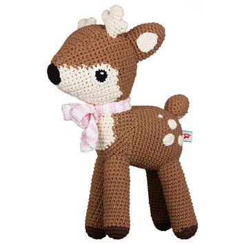 Delaney Deer Soft Toy