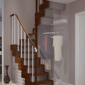 Best spiral staircase products on wanelo for Square spiral staircase plans hall