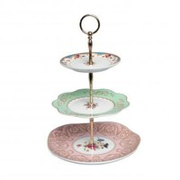 Three-tier Regency Cakestand