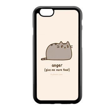 i'm Pusheen The Cat Anger iPhone 6 Case