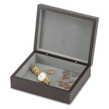 Hinged Wood Box Available in Medium/Small - Perfect Gift