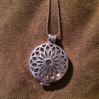 Essential Oil Diffuser Locket~Necklace~Aromatherapy