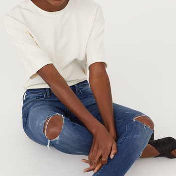 Skinny High Waist Jeans - from H&M
