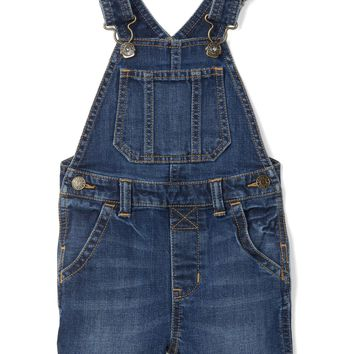 1969 denim short overalls | Gap