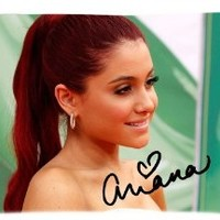 """Accurate Store American actress,singer and songwriter Ariana Grande Zippered Pillow case Covers Standard Size 20""""x30"""" (one side)"""