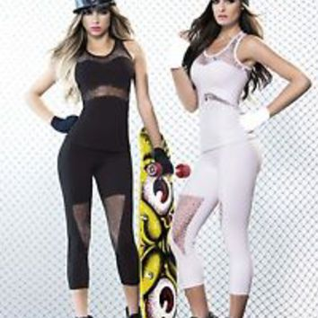 Hot Woman Fitness, Crossfit, Workout clothing by Babalu Fashion! NEW!