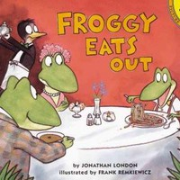 Froggy Eats Out (Froggy)