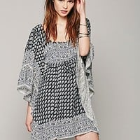 Free People Womens Heart of Gold Mini Dress