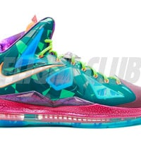 "lebron 10 premium ""what the mvp"" 