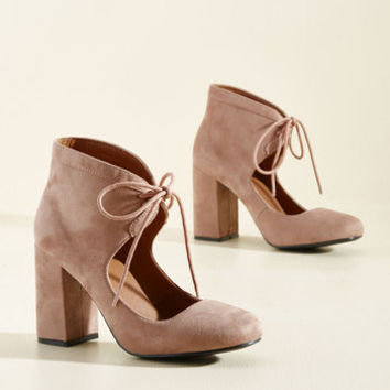 Strength Times Height Heel | Mod Retro Vintage Heels | ModCloth.com