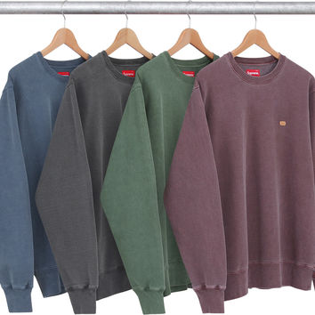 Supreme Over Dyed Crewneck