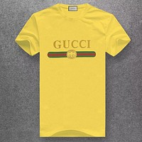 Boys & Men Gucci Fashion Casual Shirt Top Tee