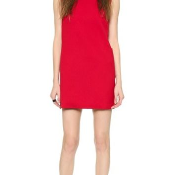 Mason by Michelle Mason Banded Shift Dress