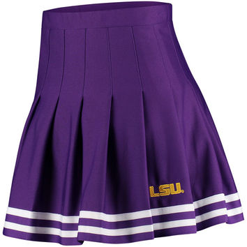LSU Tigers ZooZatz Women's Rah Rah Cheer Skirt – Purple