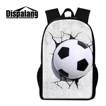 Cool Backpack school Fashion Neymar school backpack for teens,boys cool book Bags mochilas back pack for teenagers students traveling bag Daypack AT_52_3