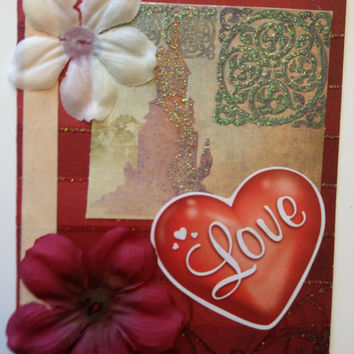 Happy Valentine's Greeting Card Clearance