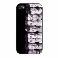 Magcon Boys Personil Black And White iPhone 4 Case
