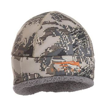 2016 new men sitka hunting thick Windstopper+Primaloft fur SITKA BOREAL BEANIE cap male winter hat