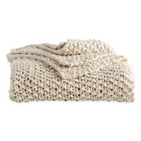 DKNY PURE Chunky Knit Throw Blanket | Nordstrom