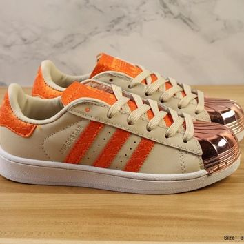 Adidas Superstar 80s Metal Toe Running  Sneaker
