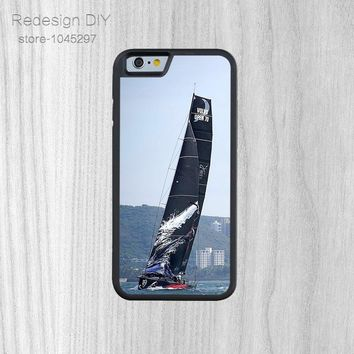 Direct selling Sailboat Style mobile phone shell  For iPhone 6 6s And 4 4s 5 5s 5c 6 Plus case cover
