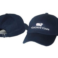 ESBON1O Day First VINEYARD VINES Embroidered Baseball Cap Hat