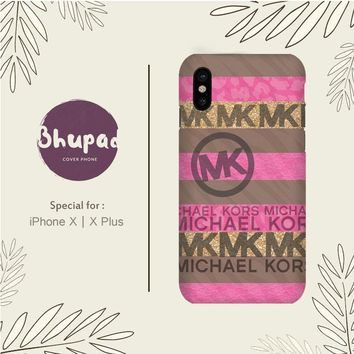 MICHAEL KORS WALLPAPER LOGO IPHONE X