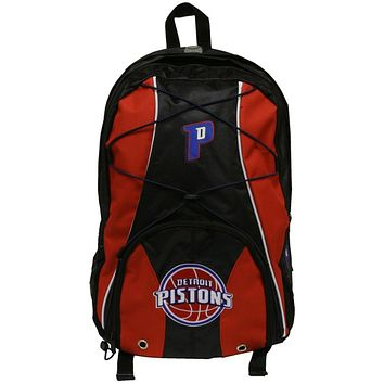 Detroit Pistons - Logo Large Backpack
