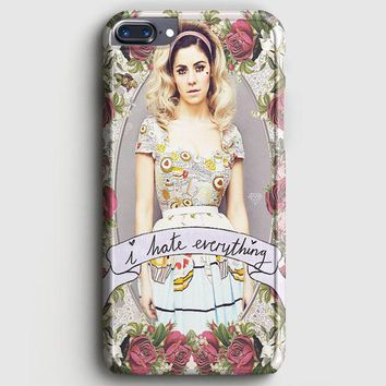 Marina And The Diamond  I Hate Everything iPhone 7 Plus Case
