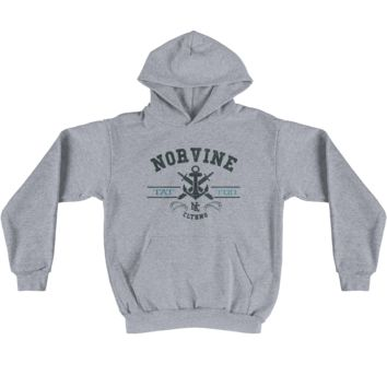 Tattoo Anchor Hoodie -or- Sweater