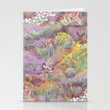 Life in Death Valley Stationery Cards by Ben Geiger