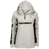 PUMA 1/2 Zip Hoodie - Women's at SIX:02