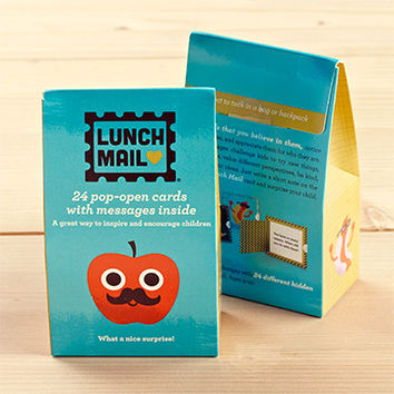 Lunch Mail: Food