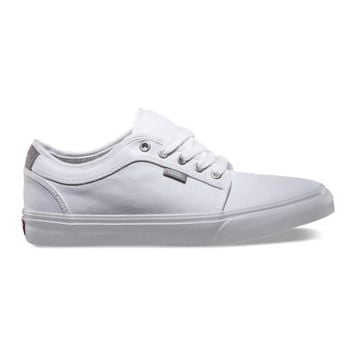 Vans Chukka Low (Chambray true white)