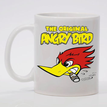 "Original Angry Birds  ""Coffee Mug"""