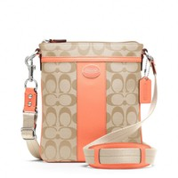 Coach :: New Signature Swingpack
