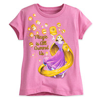 Rapunzel Tee for Girls | Disney Store