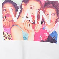 The Vain Sweatshirt in White