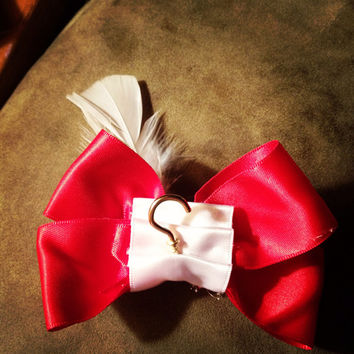 Disney captain hook bow