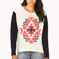 FOREVER 21 Desert Darling Sweater