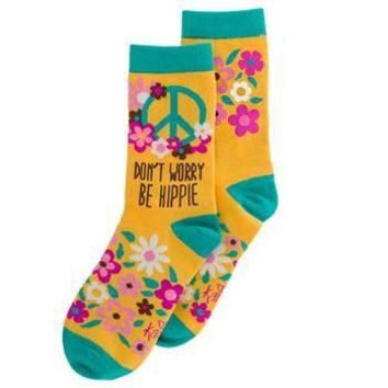 Be Hippie Socks