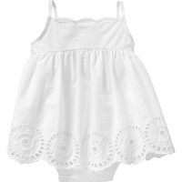 Gap Baby Scalloped Eyelet Body Double