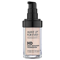 MAKE UP FOR EVER HD Invisible Cover Foundation (1.01 oz