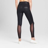 Women's High Rise 7/8 Shine Leggings - JoyLab™