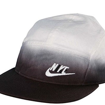 Nike Unisex NYC All Star Game Adjustable 5 Panel Hat Cap-Black Ombre-Adjustable