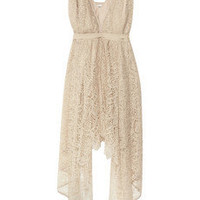 Lover Muse lace dress - 65% Off Now at THE OUTNET